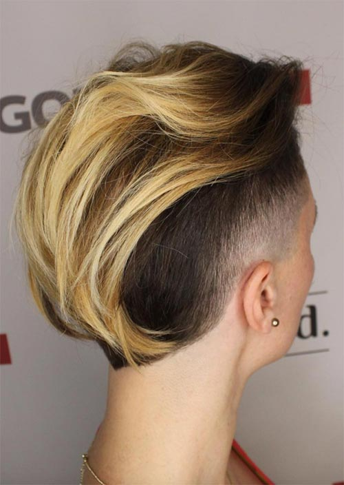 How to Choose an Undercut Hairstyle/ Haircut
