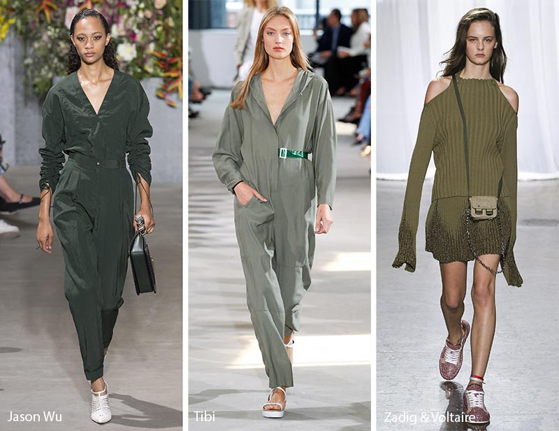 Spring Summer 2018 Color Trends Glowsly
