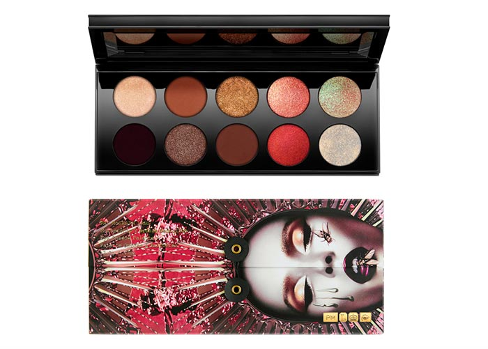 Christmas Makeup Gifts for Beauty Lovers: Pat McGrath Labs Mothership V Eyeshadow Palette
