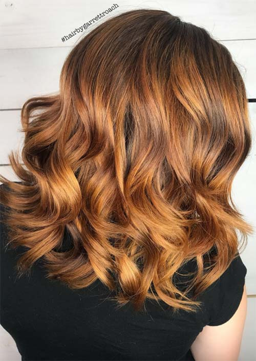 53 Hottest Fall Hair Colors To Try In 2019 Trends Ideas Tips