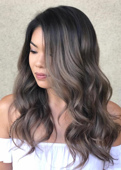 53 Hottest Fall Hair Colors to Try in 2019: Trends, Ideas ...