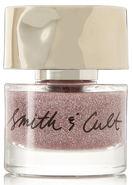Best Sparkly/ Glitter Nail Polishes: Smith & Cult Sparkly Glitter Nail Polish in Take Fountain