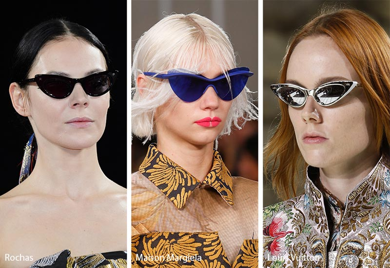 1414672feb6 Spring  Summer 2018 Sunglasses Trends  Extreme Cat Eye Sunglasses