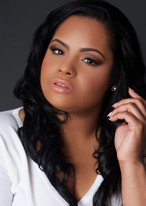 Top Plus-Size Models of All Time/ Curvy Models: Melissa Henrius