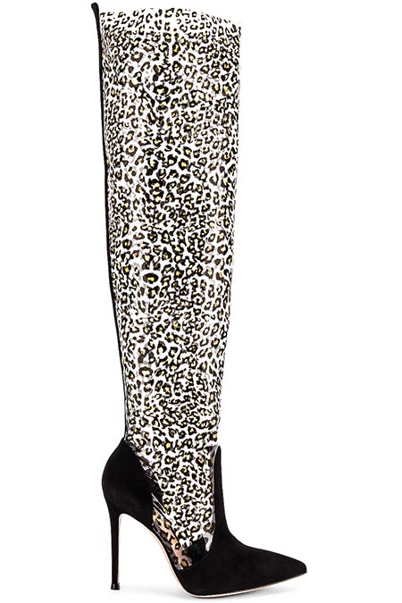 Best Over-the-Knee Boots to Buy: Gianvito Rossi Thigh-High Boots