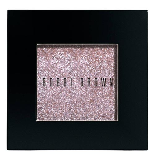 Best Sparkly/ Glitter Eyeshadows: Bobbi Brown Sparkle Eyeshadow in Silver Lilac