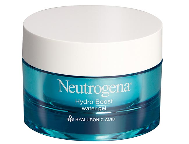 Best Hyaluronic Acid Serums, Moisturizers & Skincare Products: Neutrogena Hydro Boost Water Gel