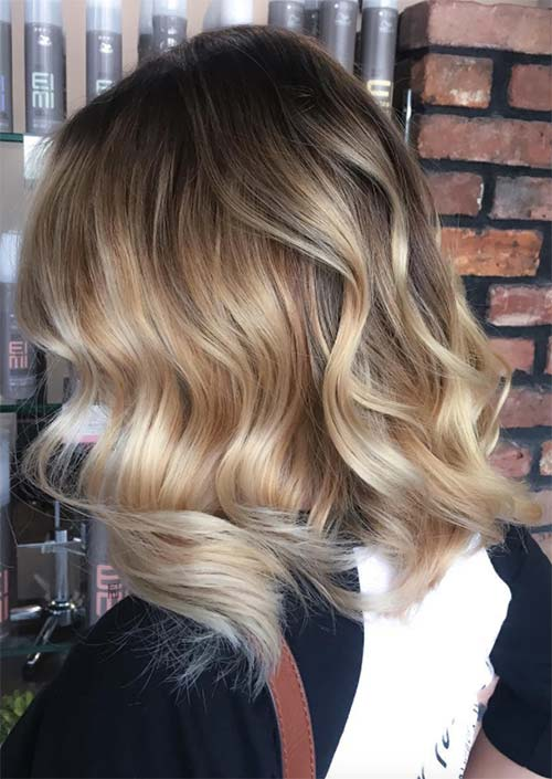 51 Medium Hairstyles Shoulder Length Haircuts For Women In 2018