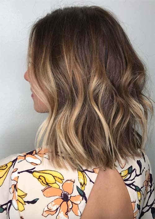 51 medium hairstyles shoulder length haircuts for women in 2018 tips for styling and maintaining medium length hairstyles winobraniefo Choice Image