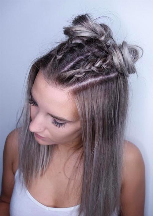 51 Medium Hairstyles Shoulder Length Haircuts For Women In 2020