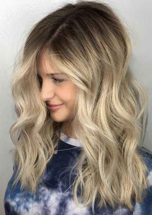 51 Medium Hairstyles Shoulder Length Haircuts For Women In