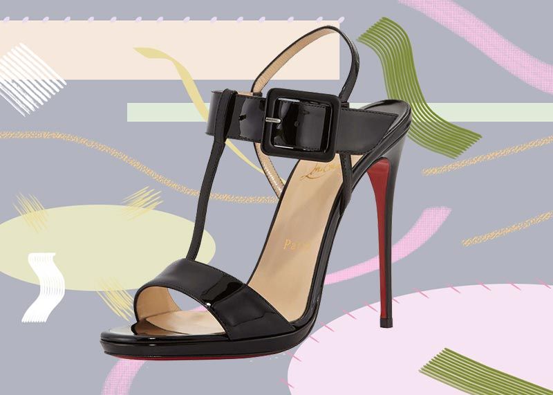 Best Christian Louboutin Shoes of All Time: Christian Louboutin Beltega Sandals