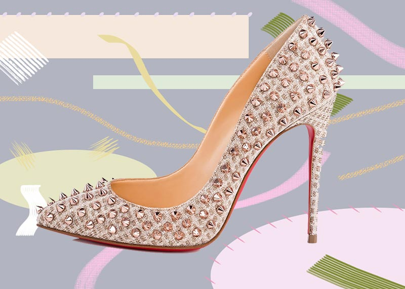 ae368b10b6f1 Best Christian Louboutin Shoes of All Time  Christian Louboutin Follies  Spikes Heels