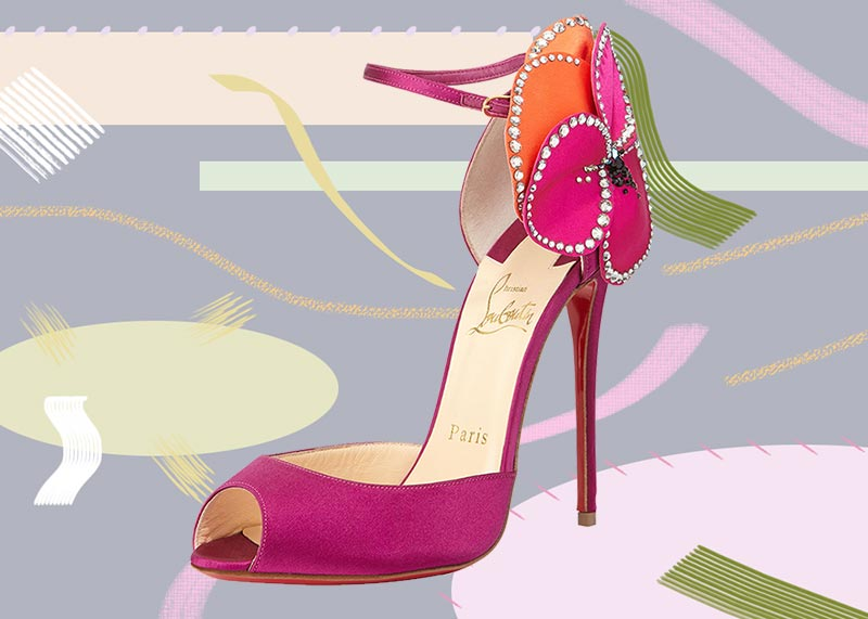Best Christian Louboutin Shoes of All Time: Christian Louboutin Pensamoi Heels