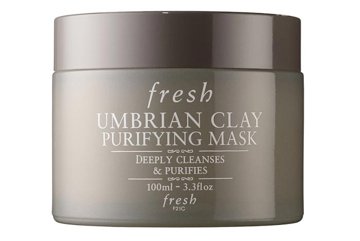 Best Clay Masks for Normal Skin Types: Fresh Umbrian Clay Purifying Mask