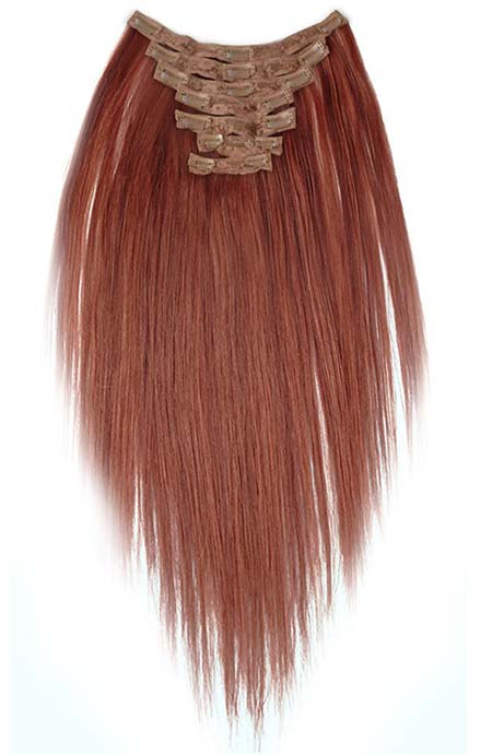 Best Hair Extensions: Tressecret Remy Human Hair Clip-In Extensions