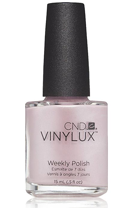 Best Shellac Nail Colors and Kits: CND Shellac Vinylux Weekly Nail Polish in Lavender Lace