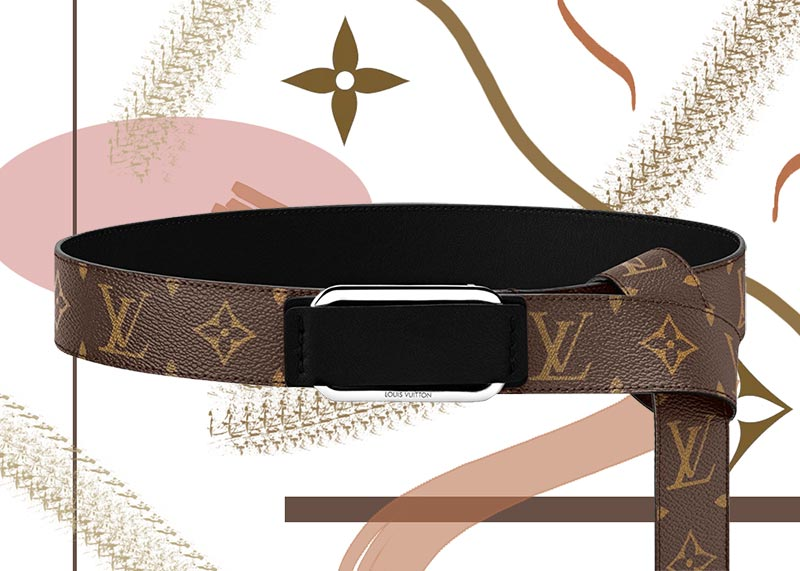 Best Louis Vuitton Belts for Women: LV Handy Belt