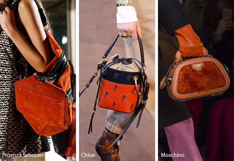 Fall Winter 2018 2019 Handbag Trends Hairstyles And Beauty Guides