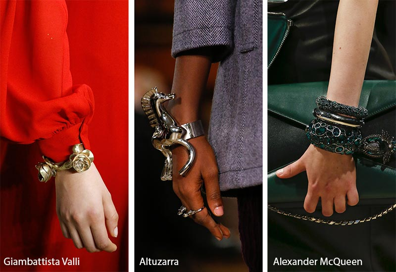 Fall/ Winter 2018-2019 Jewelry Trends: Cuffs