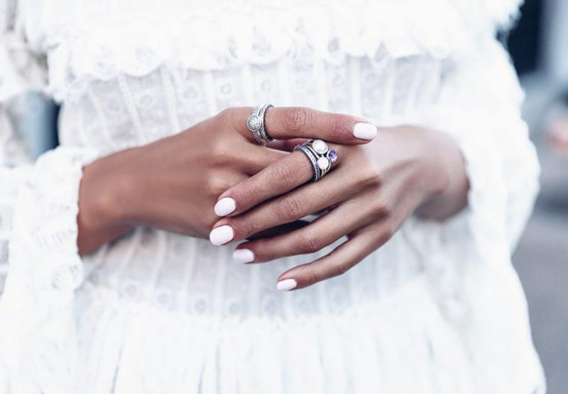 Meanings of Rings on Fingers: Index Finger Ring Symbolism