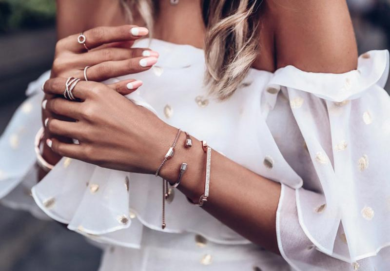 Symbolism of Rings on Fingers
