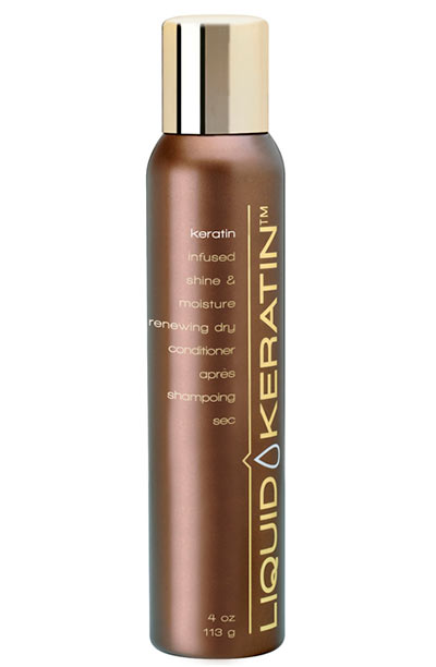 Best Dry Conditioners for Glossy Hair: Liquid Keratin Keratin-Infused Shine & Moisture Renewing Dry Conditioner