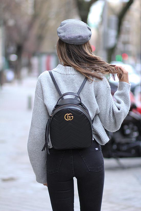 How to Wear Gucci Backpacks