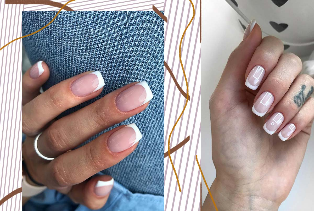 French Nails Designs: French Manicure Ideas & Tips