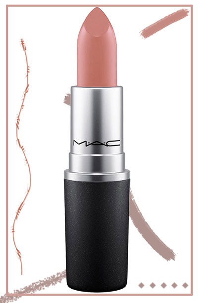 Best MAC Nude Lipsticks: MAC Matte Lipstick in Bronx