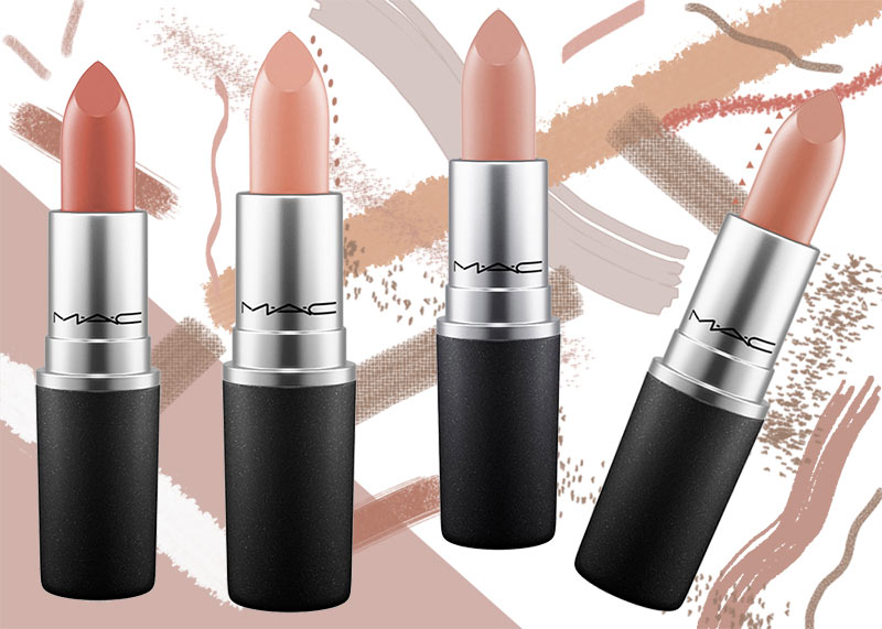 Best MAC Nude Lipsticks for Every Skin Tone