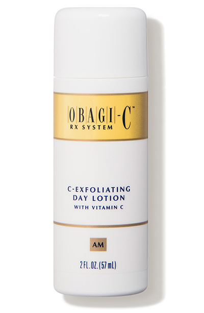 Best Hyperpigmentation Treatment Products to Remove Dark Spots: Obagi Obagi-C Rx System C-Exfoliating Day Lotion