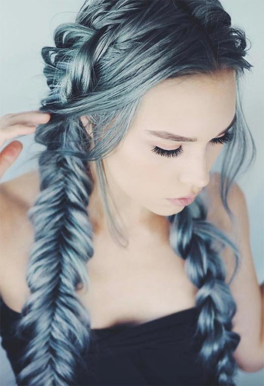 57 Amazing Braided Hairstyles For Long Hair For Every