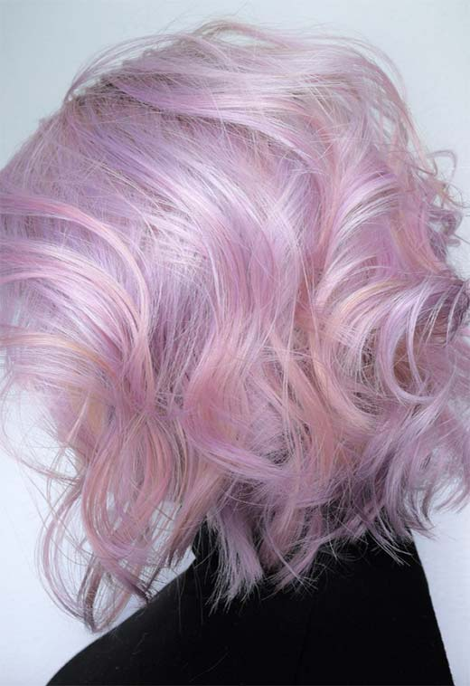 Mother-of-Pearl Hair Trend: Pearl Hair Color Ideas