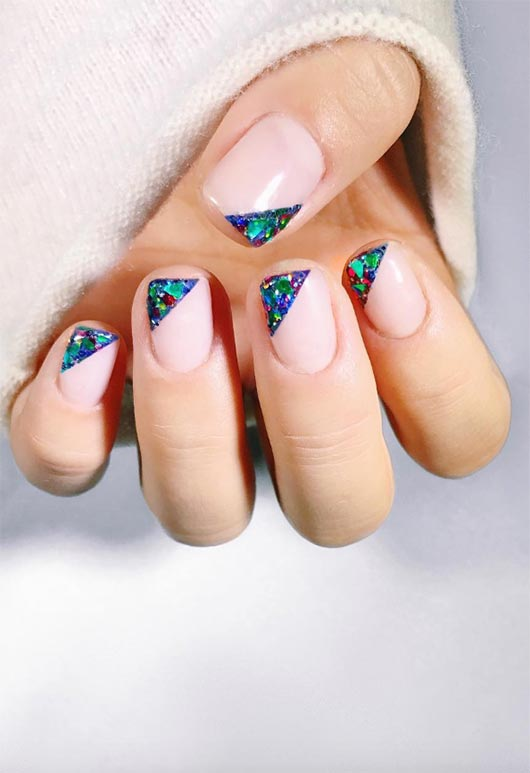 65 Awe Inspiring Nail Designs For Short Nails Short Nail Art Designs