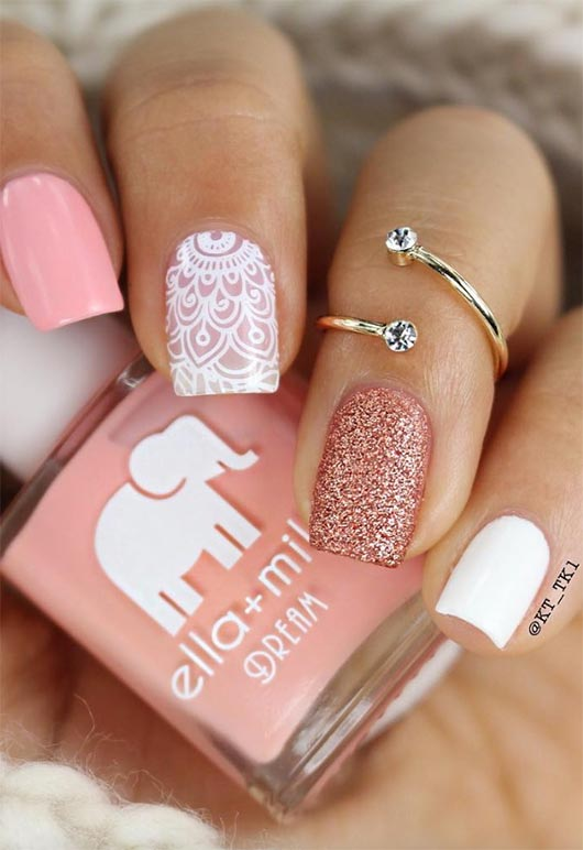 65 Awe-Inspiring Nail Designs For Short Nails