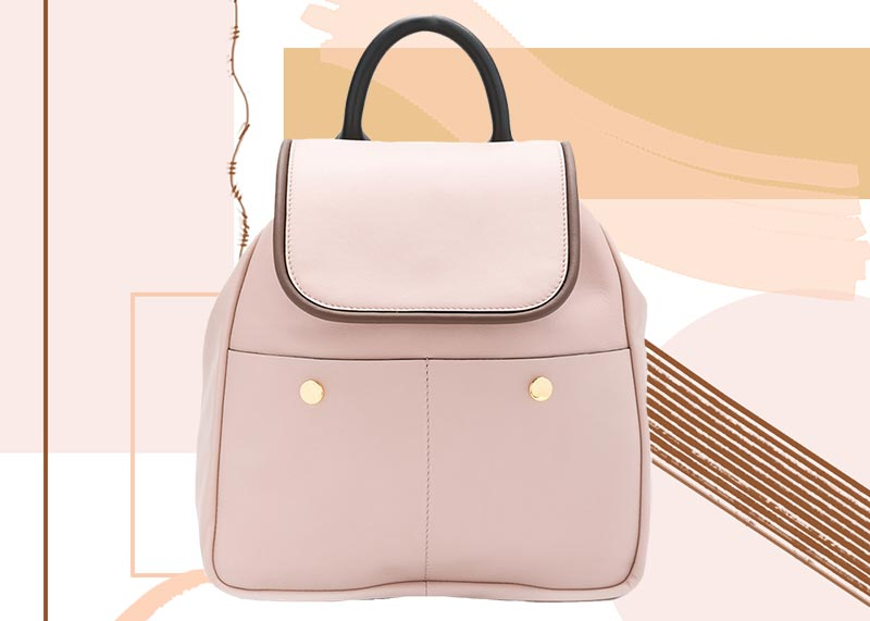 Best Designer Backpacks for Women: Marni Small Backpack