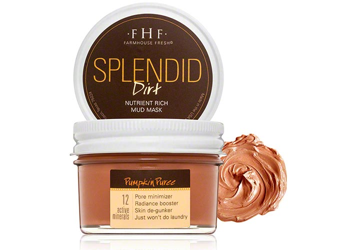 Best Facial Mud Masks: FarmHouse Fresh Splendid Dirt Nutrient-Rich Mud Mask