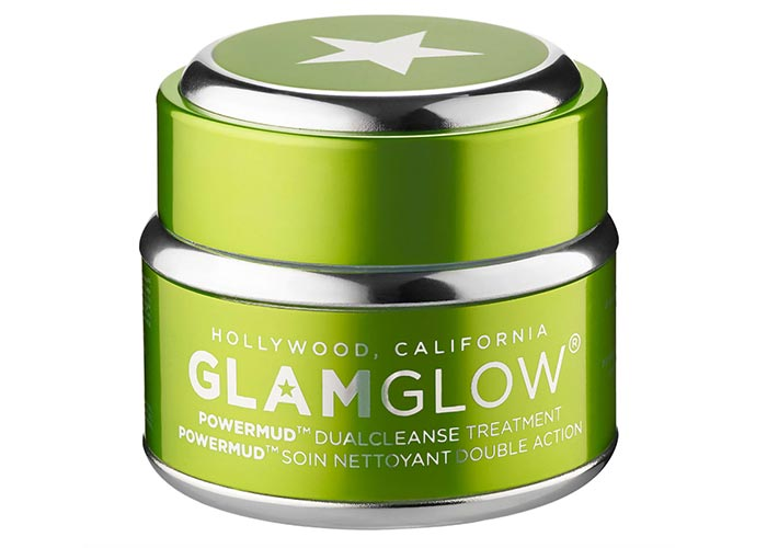 Best Facial Mud Masks: Glamglow POWERMUD Dualcleanse Treatment