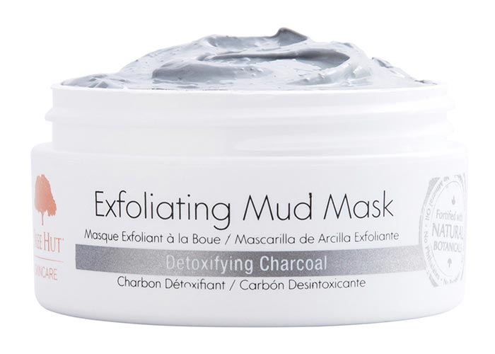Best Facial Mud Masks: Tree Hut Exfoliating Mud Mask