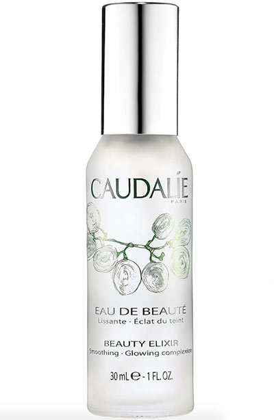 Best Makeup Setting Sprays: Caudalie Beauty Elixir