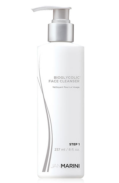 Best Milia Removal Products/ Treatments: Jan Marini Bioglycolic Face Cleanser
