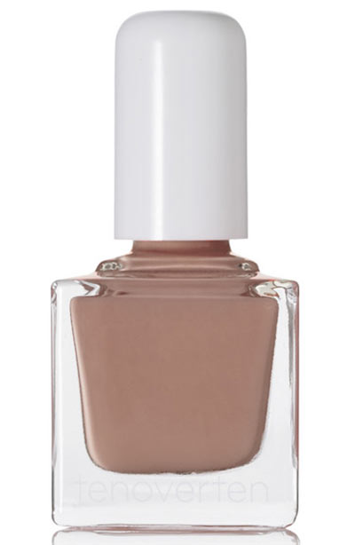 Best Nude Nail Polishes Colors: TenOverTen Nude Nail Polish in Beekman 042