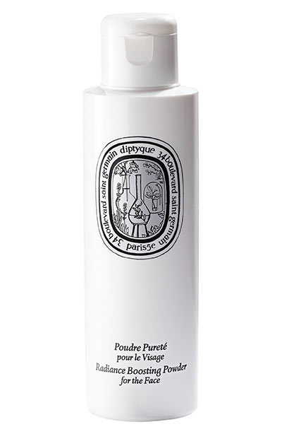 Best Powder Cleansers & Dry Scrubs: Diptique Radiance Boosting Powder for the Face