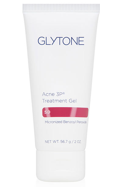 Best Benzoyl Peroxide Products for Acne: Glytone Acne 3P Treatment Gel