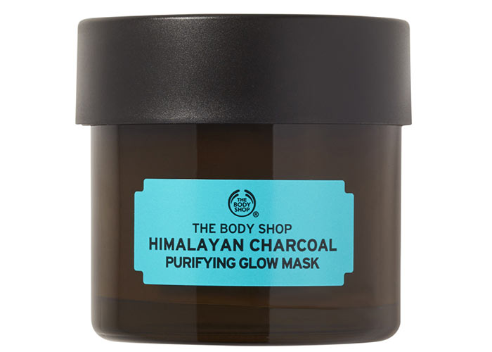 Best Charcoal Face Masks: The Body Shop Himalayan Charcoal Purifying Glow Mask