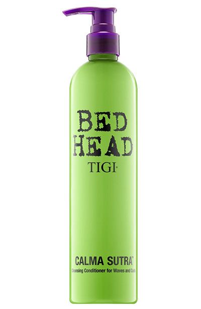 Best Cleansing Conditioners to Try Co-Washing Hair/ the No-Poo Method: TIGI Bed Head Calma Sutra Cleaning Cleanser