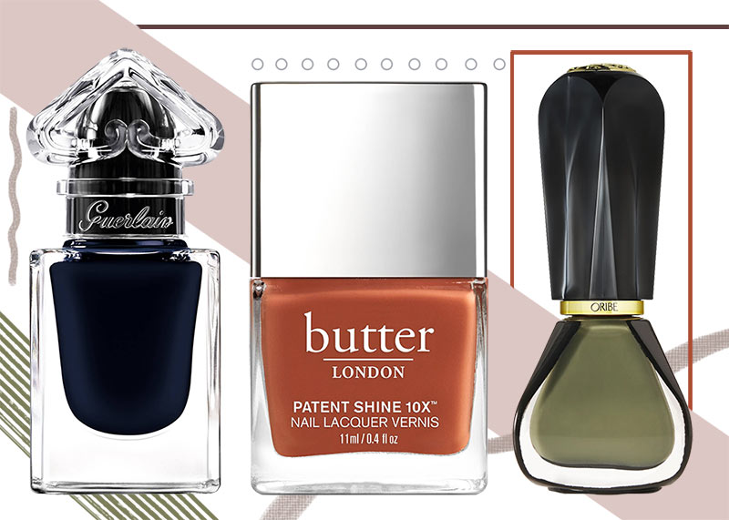 Best Fall Nail Colors: Fall Nail Polish Colors