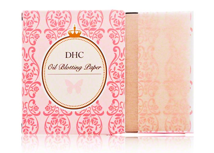 Best Oil Blotting Papers/ Sheets: DHC Blotting Paper