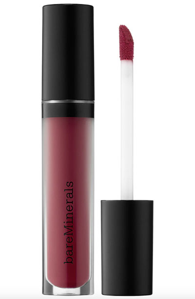 Best Fall Lipstick Colors: BareMinerals Fall Lip Color in Devious